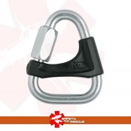 Carabiner Mailon Rapide Delta With Bar Petzl