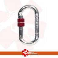 Carabiner Oval Screw Camp Compact
