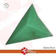 Point Panjat Tebing Volume Pyramid