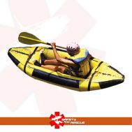 Perahu Kayak Foam Single