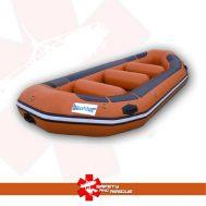 Perahu Karet Boulder Rafting Boat
