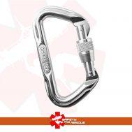 Carabiner D Omega Standard Locking