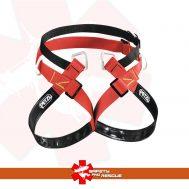 Caving harness with double waistbelt Petzl Fractio