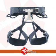 Climbing and mountaineering harness Petzl Adjama