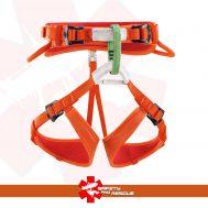 Adjustable seat harness Petzl Macchu