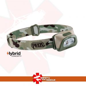 Headlamp Petzl Tacktikka 2019