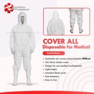 Cover All Disposable Medical