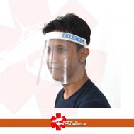 Face Shield Putih