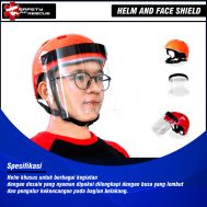 Face Shield Helm